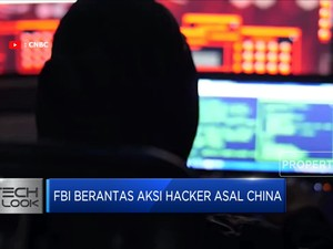 FBI Berantas Aksi Hacker Asal China