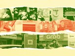 Begini Peta Pertarungan Shopee vs Grab vs Gojek