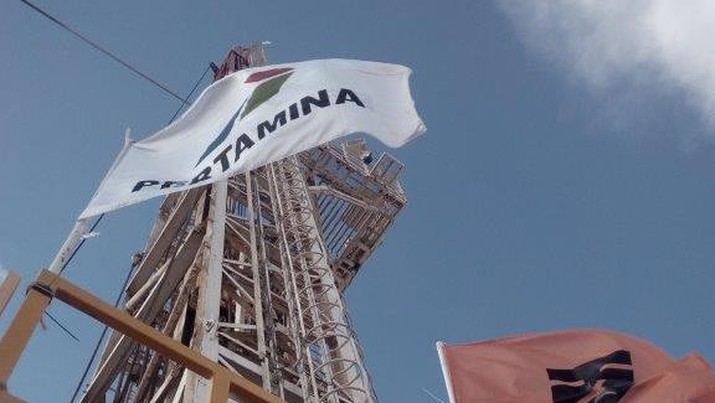 Lapangan minyak yang dikelola Pertamina Internasional EP (PIEP) di luar negeri. Dok: Pertamina Hulu Energi