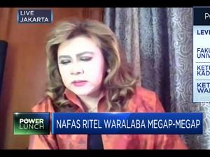 Megap-megap, Bisnis Waralaba Pangkas Pegawai & Jualan Online