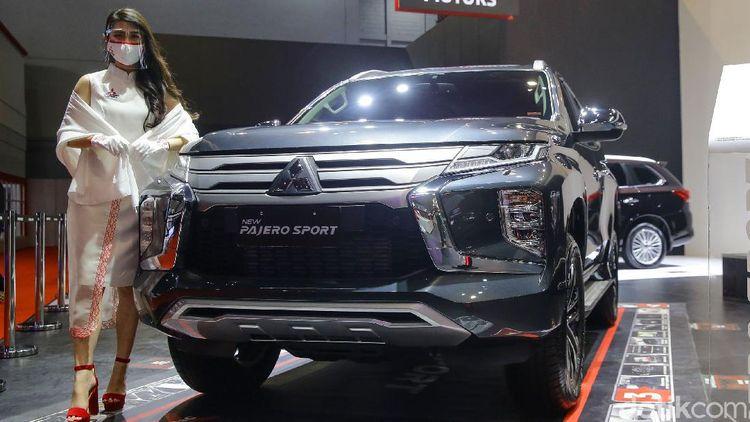 Mitsubishi Unjuk Gigi di IIMS Hybrid 2021
