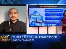 Perhatikan Ini! Biar Gak Kejebak Sales Saham Penny Stock