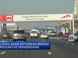 Pom Bensin Keliling Di Dubai