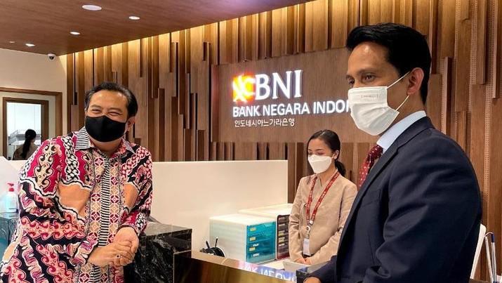 Resmikan Kantor Baru di Seoul dan Korea Desk,  BNI Siap Pertemukan Pengusaha RI & Korea. Dok: BNI