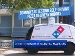 Robot Otonom Pengantar Makanan