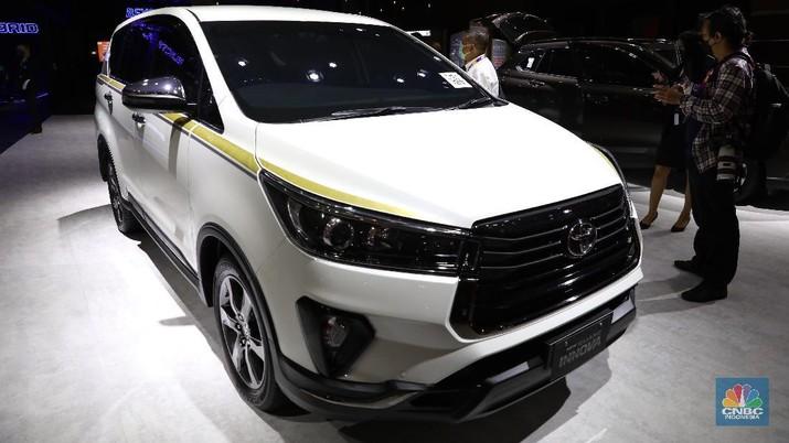 Toyota Kijang Innova Venturer Limited Edition. CNBC Indonesia/Andrean Kristianto