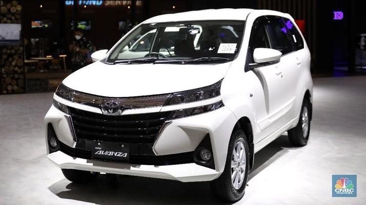 Toyota New Avanza. CNBC Indonesia/Andrean Kristianto