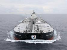 Setelah Tanker Raksasa Minyak, Pertamina Bangun 2 Kapal Gas