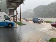 Sederet Fakta Banjir Bandang yang Menerjang Singapura