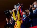 Blak-blakan Messi Usai Antarkan Barcelona Juarai Copa del Rey