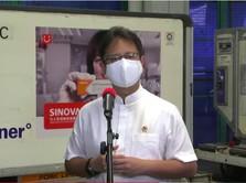 Pesan BGS ke Kepala Daerah: Kebut Vaksinasi Saat Ramadan!