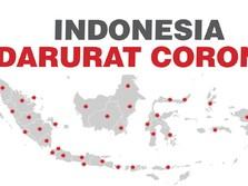 45 Ribu Orang Meninggal di RI, Please Tetap Waspada Corona Ya