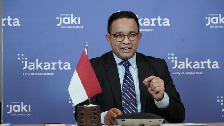 Gubernur DKI Jakarta Anies Baswedan (Twitter/AniesBaswedan)