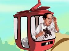 Nyali Jokowi Rebut Aset Negara dari Tangan Anak Soeharto!