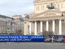 Rusia dan Ukraina Saling Usir Diplomat