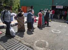 Tsunami Corona India, 2.023 Orang Meninggal dalam Sehari
