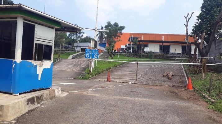 Goro Super Grosir (CNBC Indonesia/Ferry Sandi)