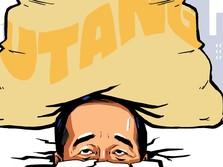 Postur APBN Jokowi 2022: Defisit 4,5%, Rasio Utang 43,7%