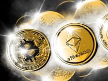 Harga Bitcoin Anjlok 15%, Per Keping Menguap Rp 168 Juta