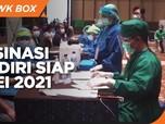 Kadin: Program Vaksinasi Mandiri Siap Dilakukan Mei 2021