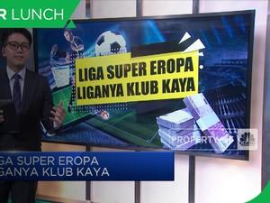 Liga Super Eropa, Liganya Klub Kaya