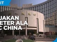 PBOC China Tahan Suku Bunga Pinjaman di 3,85%