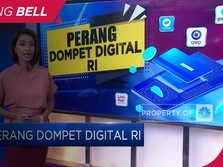 Perang Dompet Digital RI