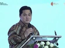 Cita-cita Erick Thohir: BUMN Asuransi Jadi Sebesar Ping An
