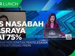 Restrukturisasi Polis Nasabah Jiwasraya Capai 75%