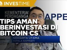 Tips Aman Berinvestasi di Aset Bitcoin Cs