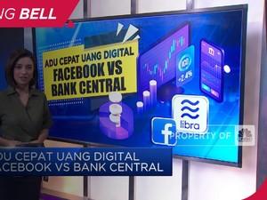Adu Cepat Uang Digital Facebook Vs Bank Central