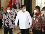 Dirut BPJS Kesehatan Bertemu Menhan Prabowo, Ini Hasilnya!