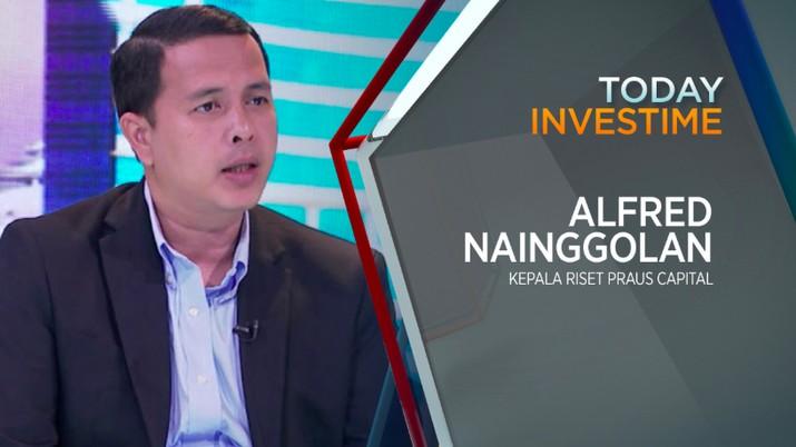 Alfred Nainggolan, Kepala Riset Praus Capital