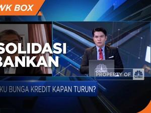 Bank Go Digital, Momentum Dorong Konsolidasi Perbankan