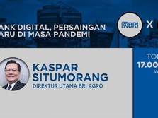 Live Now! Bank Digital, Persaingan Baru di Masa Pandemi