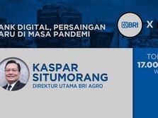 Live Now! Bank Digital, Persaingan Baru di Masa Pandemi