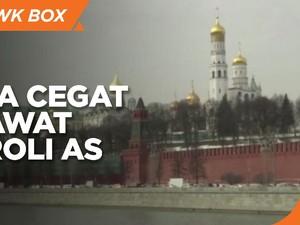 Jet Tempur Rusia Cegat Pesawat Patroli AS di Laut Barents