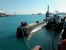 TNI AL: Kapal Selam Nanggala Ada di Kedalaman 600-700 Meter
