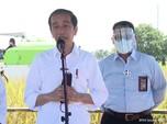 Jokowi di Indramayu: Pemerintah tidak Suka Impor Beras!