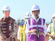 Top! RI Siapkan 4.300 Ha Lahan di Batang Demi Investasi Tekno
