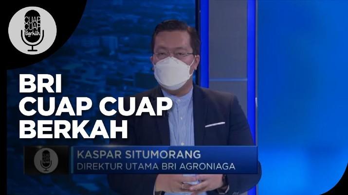 Langkah BRI Agro Menjawab Tantangan Digitalisasi Perbankan (CNBC Indonesia TV)