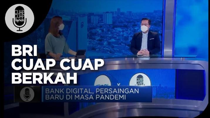 Layanan Super Apps, Strategi  BRI Agro Integrasikan Layanan Bank Digital (CNBC Indonesia TV)