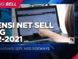 Net Sell Asing Diproyeksi Terjadi di Q2-2021, Ini Analisisnya