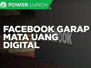 Pantang Menyerah, Facebook Garap Lagi Mata Uang Digital