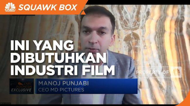 FILM Promosi & Vaksinasi, Dukungan Yang Dibutuhkan Industri Film
