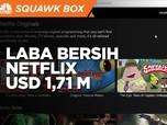 Q1-2021, Netflix Catatkan Laba Bersih USD 1,71 M