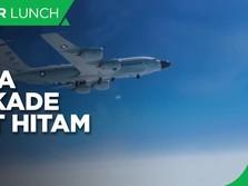 Latihan Militer, Rusia Blokade Laut Hitam