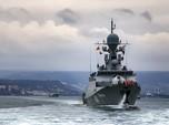 Panas di Laut Hitam, AS-Ukraina Join Militer Lawan Rusia