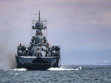 Laut Hitam Panas, Jet Tempur Rusia Usir Kapal Perang Belanda