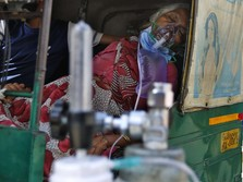 Tsunami Corona India, Infrastruktur Vaksin Terancam Runtuh